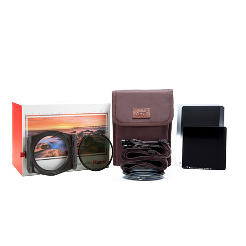 Kase K9 Wolverine 100mm High End Filter Kit