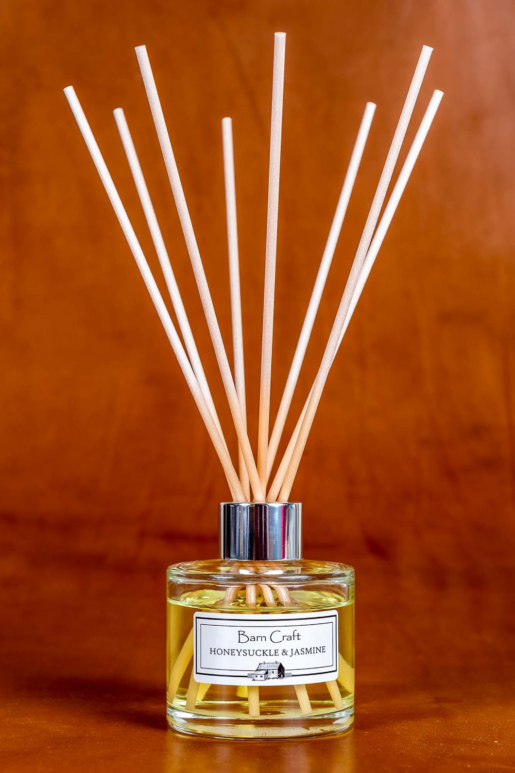 Honeysuckle & Jasmine reed diffuser