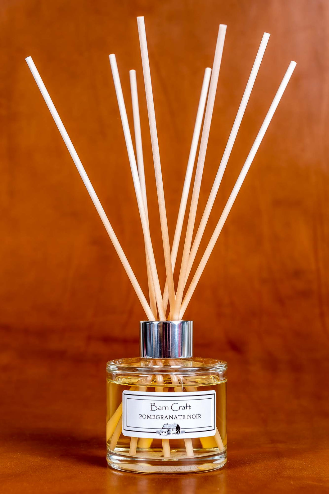 Pomegranate Noir reed diffuser
