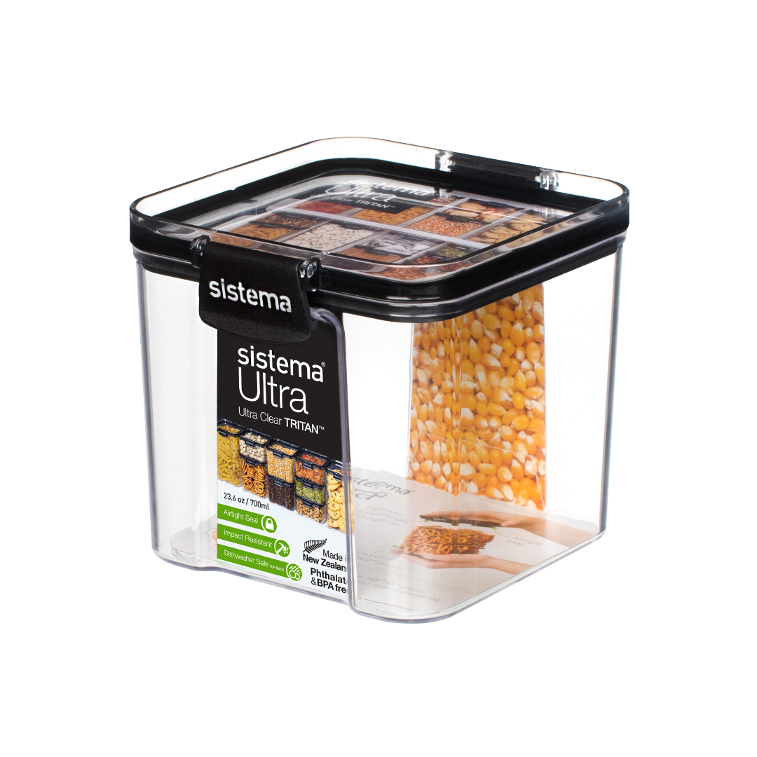 Contenedor Sistema® Ultra Square 700 ml