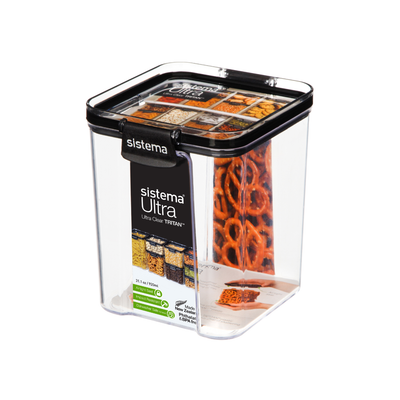 Contenedor Sistema® Ultra Square 920 ml