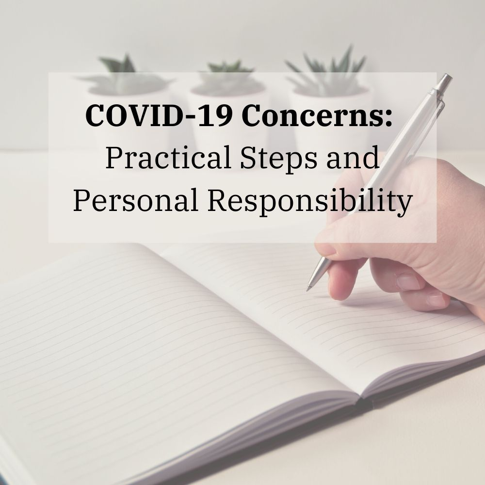 COVID-19 Concerns: Our Response (Update 04/29/2020)