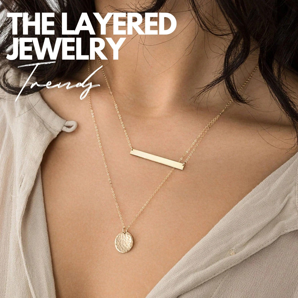 THE LAYERED JEWELRY TRENDS 2021