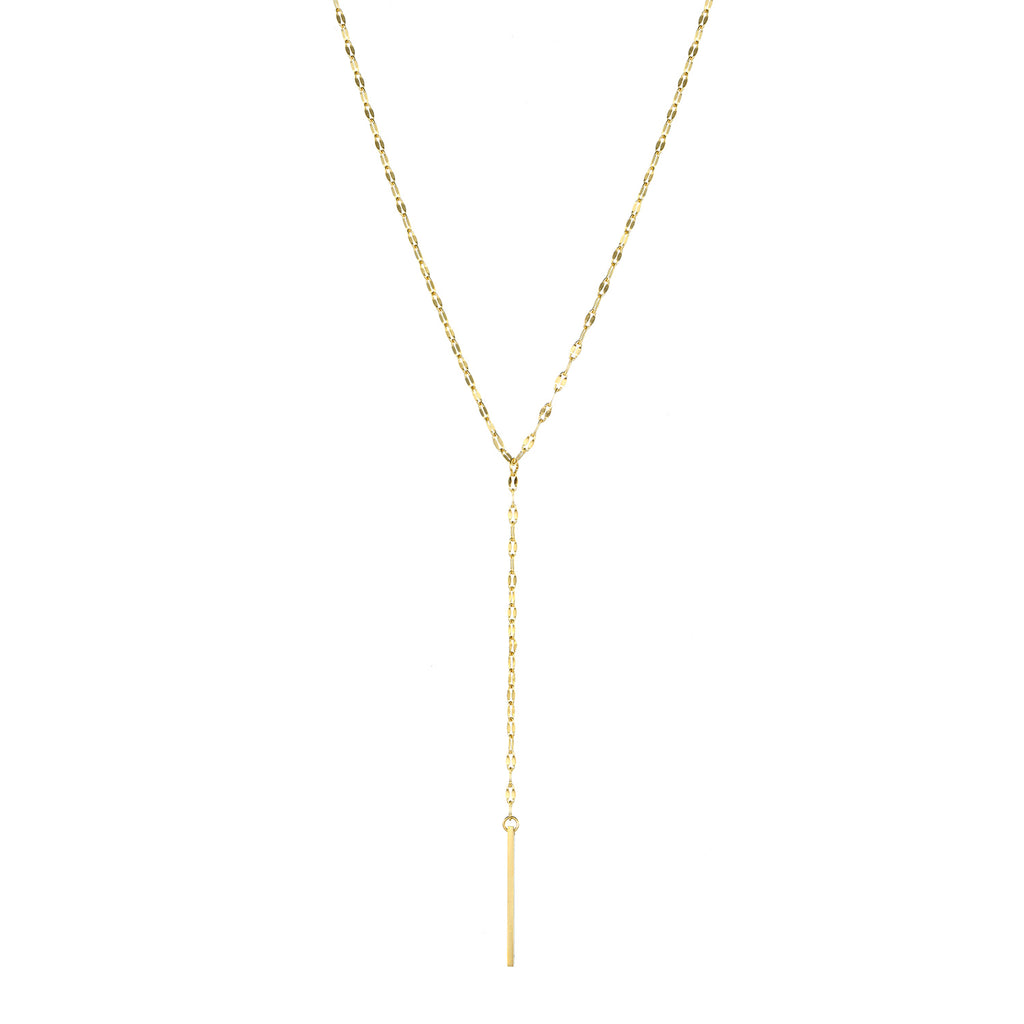 SHORT Y NECKLACE
