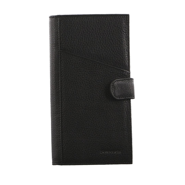 Pierre Cardin Italian Leather Passport Wallet (PC1886)