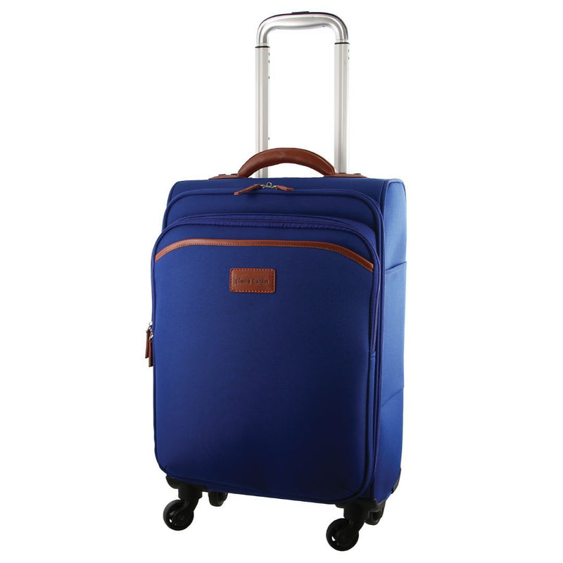 Pierre Cardin CABIN 4 Wheel Soft Luggage Cabin Case (PC2452)