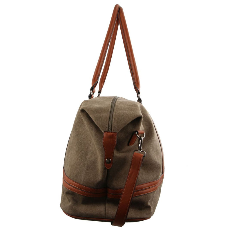 Pierre Cardin Canvas Overnight Bag (PC2578)