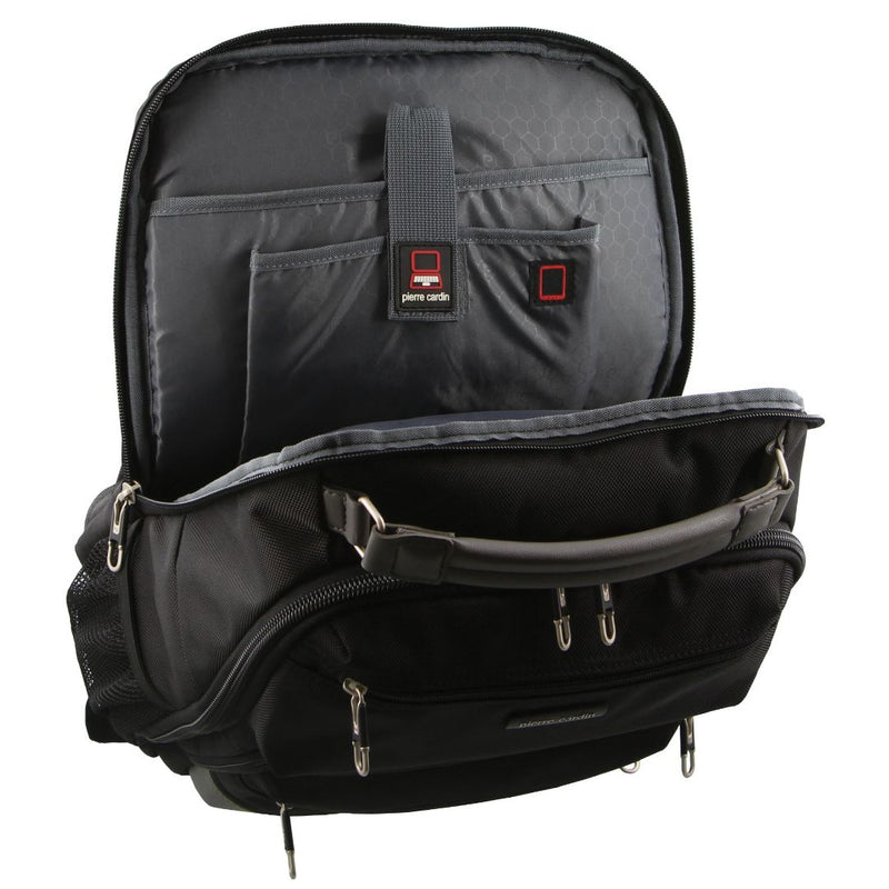 Pierre Cardin Travel and Business Backpack (PC2638)