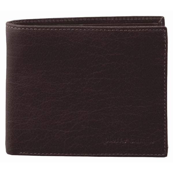 Pierre Cardin Rustic Leather Tri-Fold Mens Wallet (PC2816)