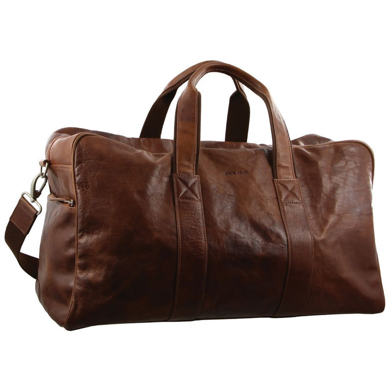Pierre Cardin Rustic Leather Business/Overnight Bag (PC2825)