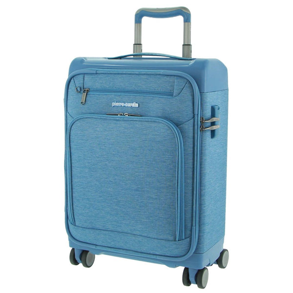 Pierre Cardin 71cm LARGE Half Hard/Half Soft Luggage (PC3167L)