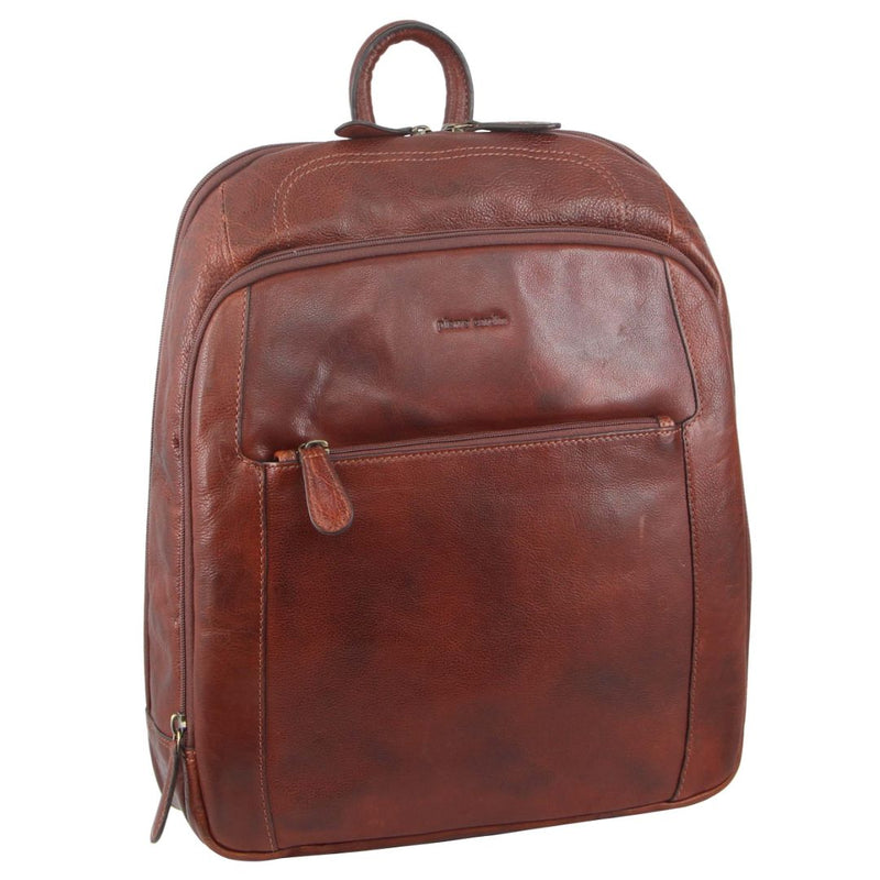 Pierre Cardin Genuine Leather Backpack (PC3226)