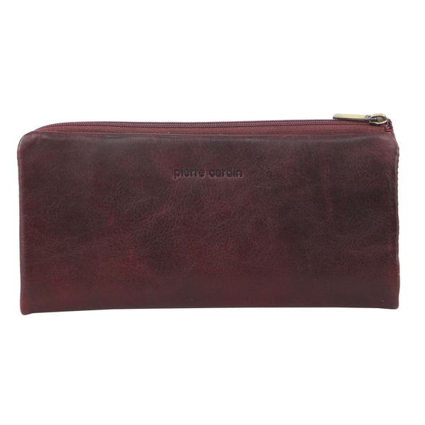 Pierre Cardin Rustic Leather Womens Wallet (PC3257)