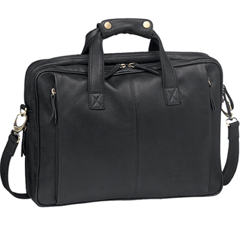 Pierre Cardin Genuine Leather Messenger/Laptop Bag (PC8866)