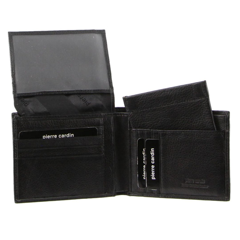 Pierre Cardin Italian Leather Wallet/Card Holder (PC9449)