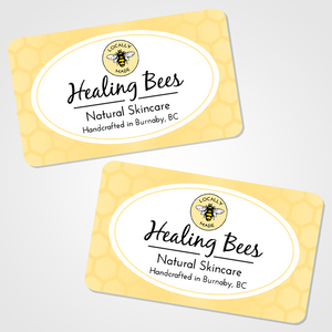 Healing Bees Natural Skincare - Gift Cards