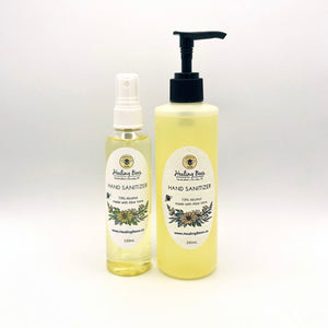 Made following the World Health Organization's recommended formula for local production of hand sanitizers. Meets Health Canada standards.  The Aloe Vera and Glycerin will protect your hand from drying out and the orange/lemon essential oil will leave a wonderful refreshing smell on your hands.
