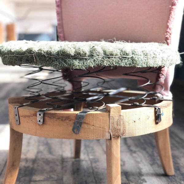 Our 'Bring Your Own Upholstery Project' course is back!