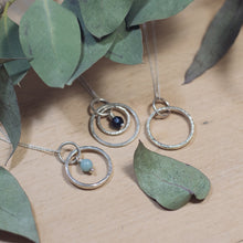 Load image into Gallery viewer, Silver Halo Pendant workshop