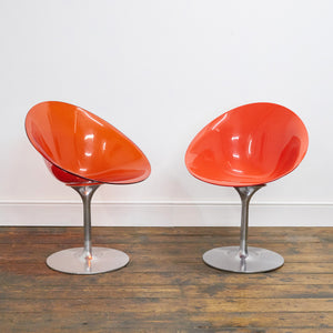 Kartell Eros Swivel chair