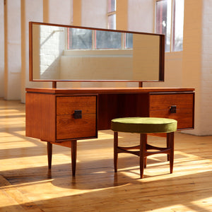 G-Plan Dressing Table and Stool