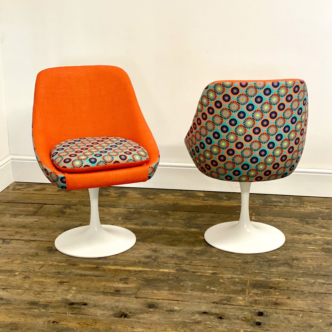 Pair of Tulip chairs