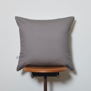 Woodpecker and Silver Birch Cushion