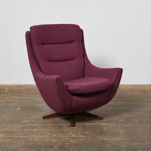 Load image into Gallery viewer, Parker Knoll vintage 110/111 chair model. Upholstered with Bute fabric by Simion Hawtin-Smith  at Reloved Upholstery and Design in Greater Manchester