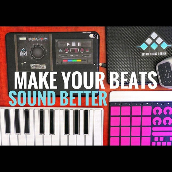 Sound Design, Hiphop Drums, Samples, Drum Samples, Sample