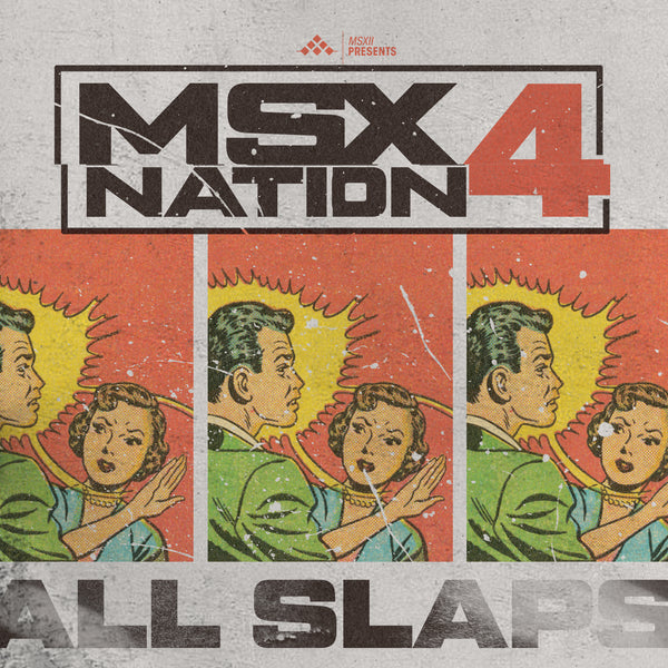ALL SLAPS - THE MSXNATION TAPE 4