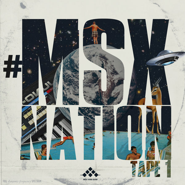 The MSXNation Tape 1