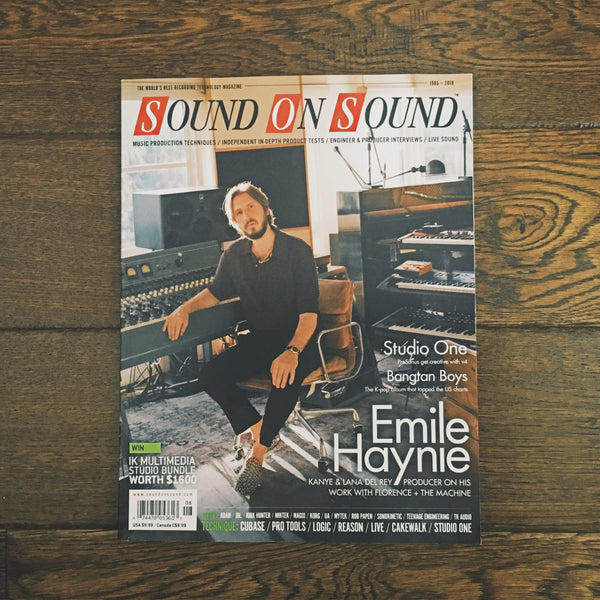 MSXII Featured in Sound On Sound Magazine