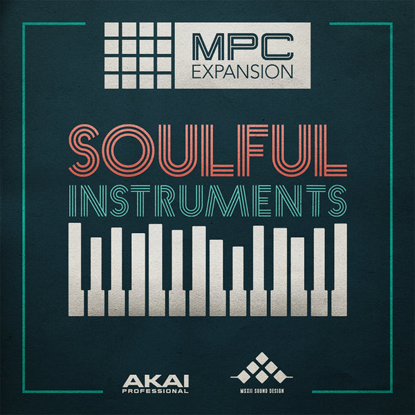 The Soulful Instruments MPC Expansion
