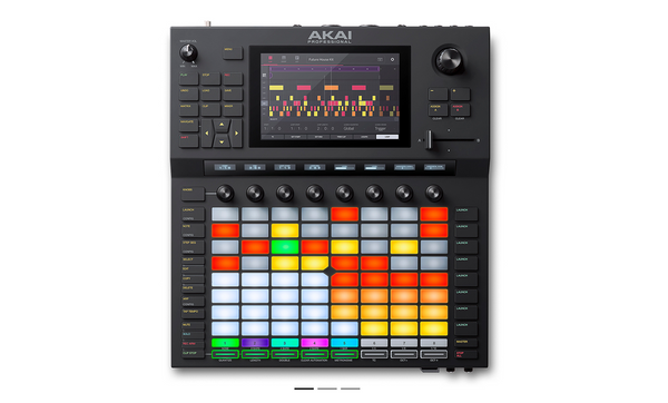 Akai Professional Releases the Akai Force with MSX Audio