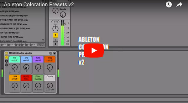 Dope Presets For Ableton Heads
