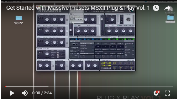 50 Incredible Massive Presets from MSXII Sound Design