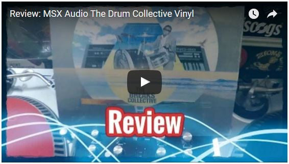 The Breaks Collective Vinyl Review By Ave Mcree
