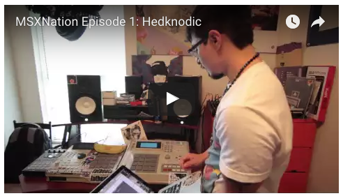 MSXNation Episode 1: Hedknodic