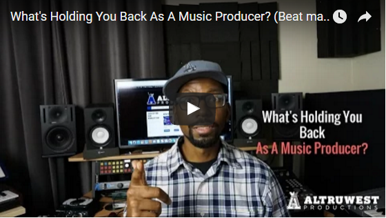 What's Holding You Back as a Music Producer?