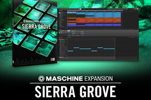 Native Instruments Expansion: Sierra Grove