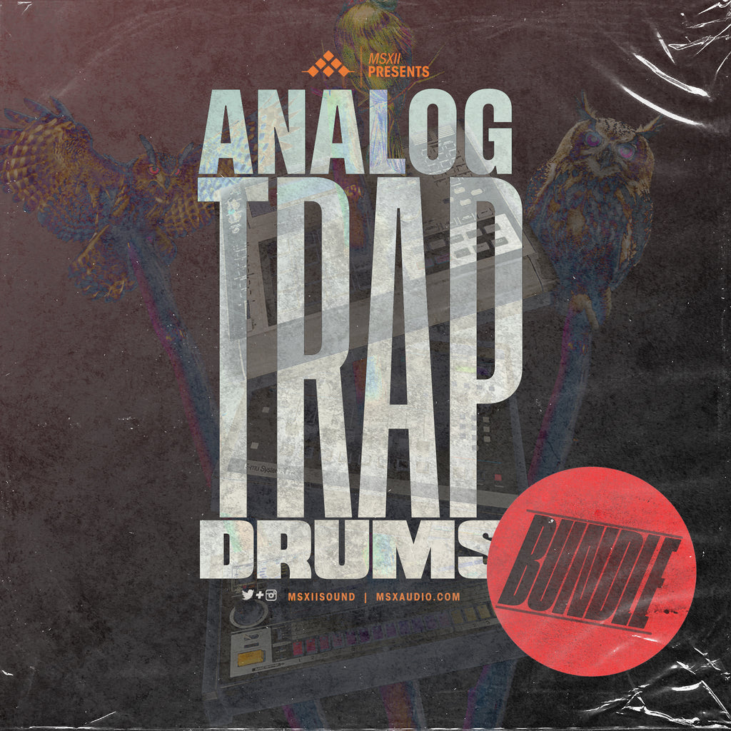 Trap Drums Bundle