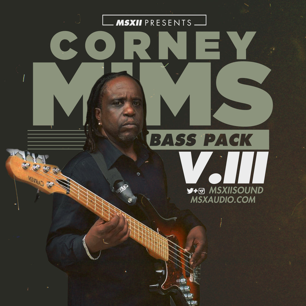 Corney Mims Bass Pack 3