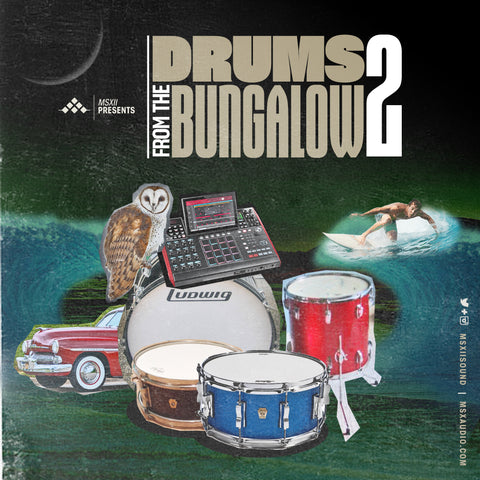 Lo-Fly Drums Vol.2