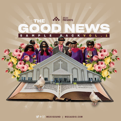 The Good News Gospel Sample Pack Vol. 4