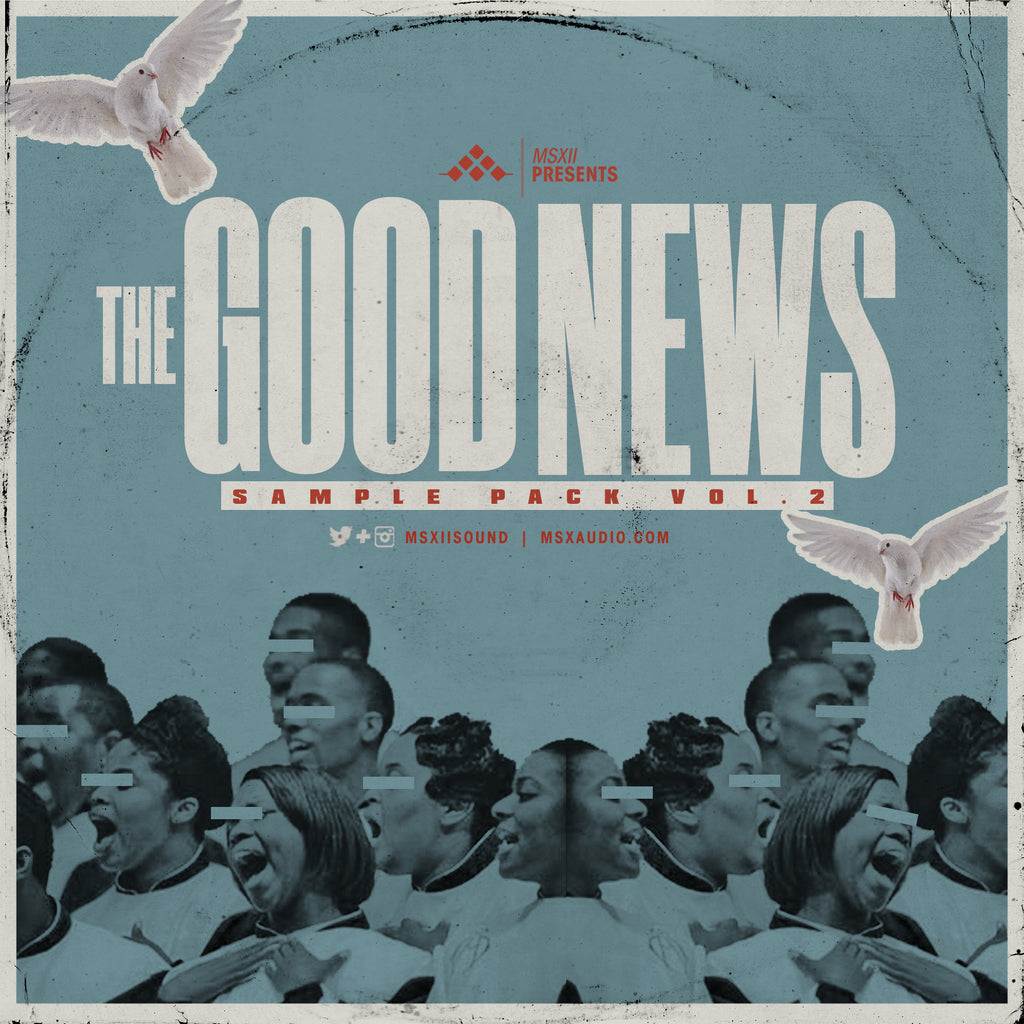 The Good News Gospel Sample Pack Vol.2