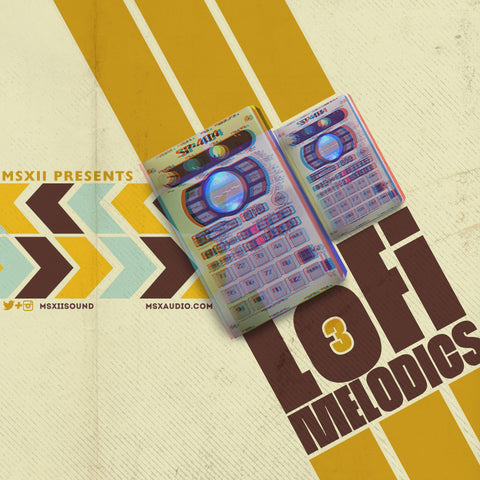 Lo-Fly Drums Vol. 1