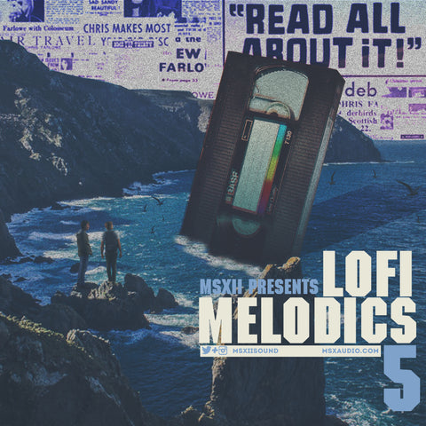 Lofi Melodics 10 - The Finale