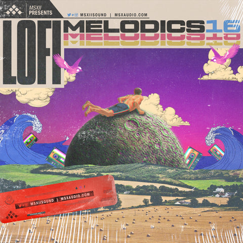 Trap Melodics Vol. 3 - MSXII Blue Label Release