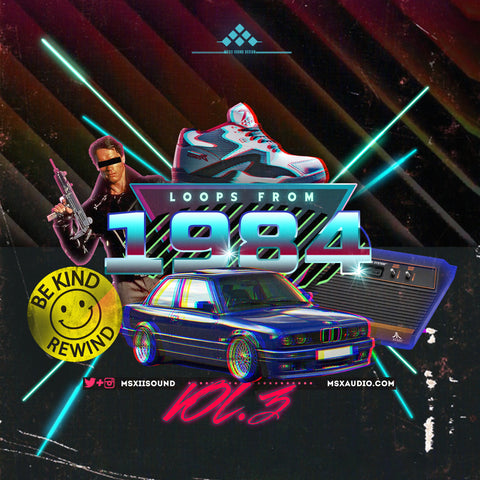 Vibes from the 80's