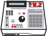 MPC Drums from MSXII v.2
